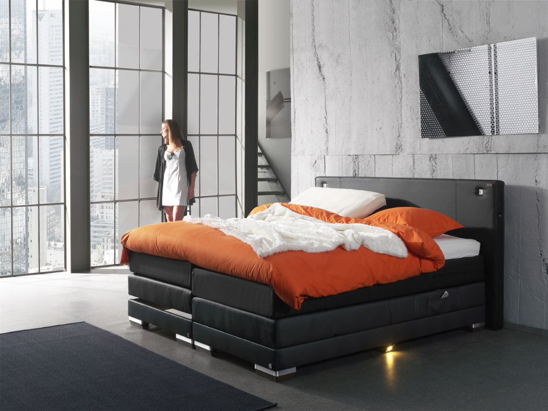 Nixon Luxury Vaste Boxspring